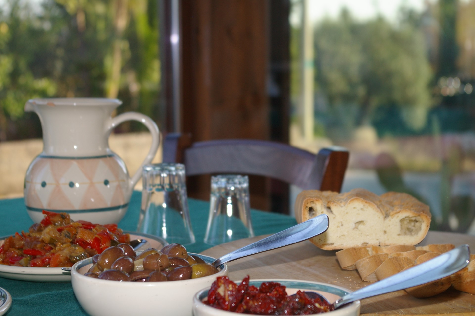 pranzo ristorante prodotti tipici siciliani
